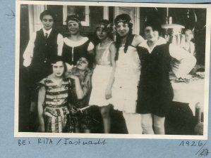 Fastnacht 1926